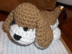Hound Dog Pup ~ Sheep of Delight