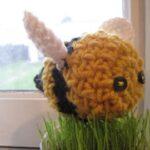 Baby Bumblebee – Crochet Spot