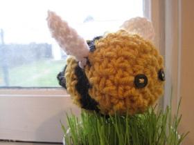 Baby Bumblebee - Crochet Spot