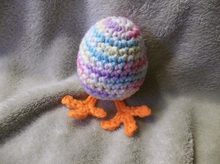 Easter Egglet by Sheep of Delight