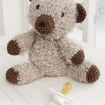 Paddy - Crochet DROPS Teddy ~ DROPS Design