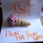 Beat the Heatwave Ice Cream Cone ~ xX The Catalope Blogs Xx