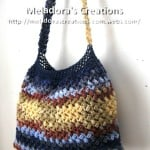 Bean Stitch Purse by Meladora's Creations
