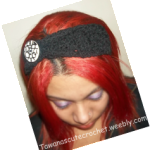 2 Sided Headband ~ Tawana's Cute Crochet