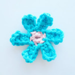 Flower #2 by Annemarie's Crochet Blog