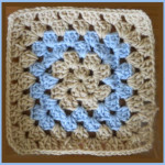 Beginner Traditional Granny Square Pattern 1 ~ Heather's Crochet Blog