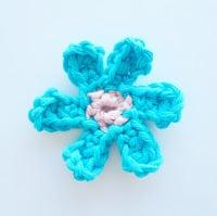 Flower #2 by Annemarie's Crochet Blog