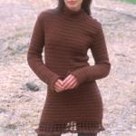 DROPS Crocheted Dress ~ DROPS Design
