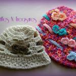 Bucketful of Bows Hat ~ Trifles N Treasures