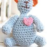 BabyDROPS Crochet Teddy by DROPS Design