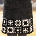 Crochet Skirt ~ DROPS Design