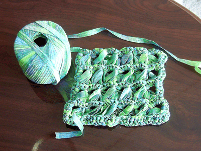 Beginner's Guide to Broomstitck Lace by Crochet Kitten