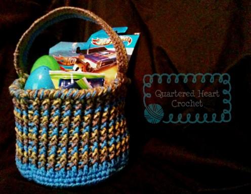Chunky Tots' Easter Basket ~ Holyjeans30