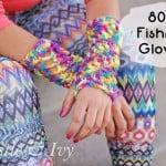 80's Fishet Gloves ~ Whistle & Ivy