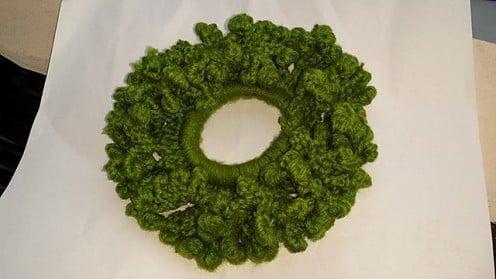 Seaweed Scrunchie ~ Handmade by Bheng