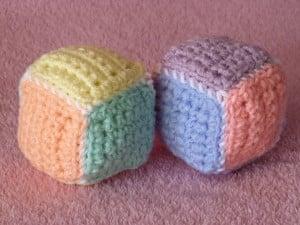 Baby Blocks ~ Crochet Spot