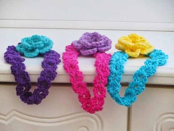 Arianna Headband ~ Crochet Dreamz