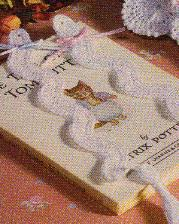 Bookworm Bookmarks by MomsLoveOfCrochet.com
