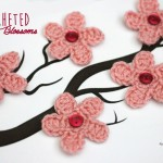 Cherry Blossom Flower ~ Repeat Crafter Me