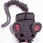 Computer Mouse Toy ~ Claire Ortega Reyes – Crochet Spot