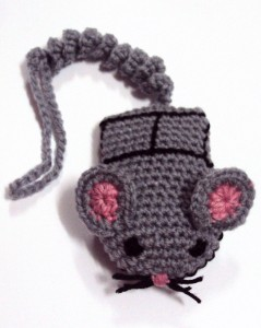 Computer Mouse Toy ~ Claire Ortega Reyes - Crochet Spot