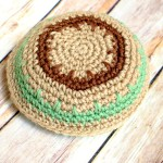 Crochet Yarmulke ~ Petals to Picots