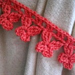 Flutter-By Curtain Ties by Mr. Micawber's Recipe for Happiness
