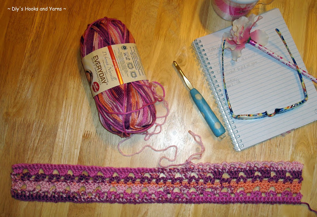 A Straight Simply Pretty - Dly's Hooks and Yarns