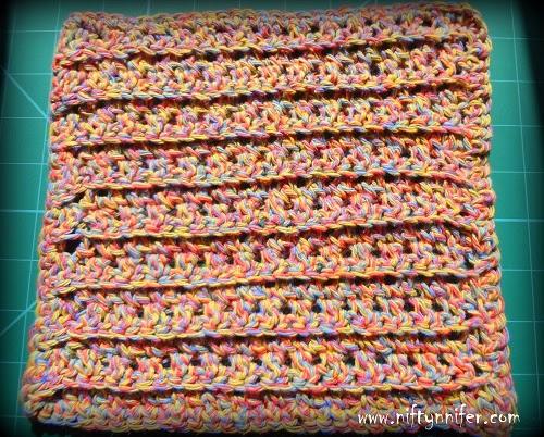 The Fantastic Cloth ~ Jennifer Gregory - Niftynnifer's Crochet & Crafts