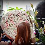 Crochet Hair Kerchief by Jennifer Gregory of Niftynnifer's Crochet & Crafts