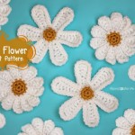 Daisy Flower ~ Repeat Crafter Me