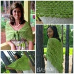 Crochet Shawl Pattern ~ Kathy Lashley - ELK Studio
