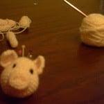Crochet Piglet ~ Curupisa
