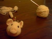 Crochet Piglet by Curupisa