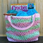 Honeysuckle - Summer Crochet Bag ~ Kathy Lashley - ELK Studio