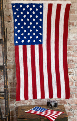 American Pride by Red Heart