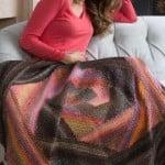 Spiral Crochet Lapghan ~ Kristin Omdahl - Red Heart