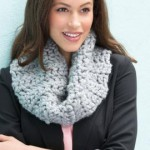 Classic Chunky Cowl by Laura Bain for Red Heart