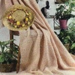 Crochet Lightweight Afghan by MomsLoveOfCrochet