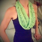 Deca-Stitch Lacy Cowl 2.0 ~ Crochet is the Way