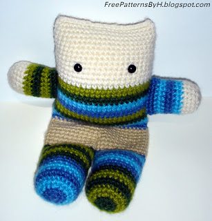 Scrapmonster by Free Patterns by H