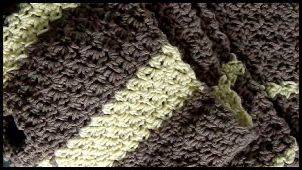 How to do the Seed Stitch - Heather's Crochet Blog