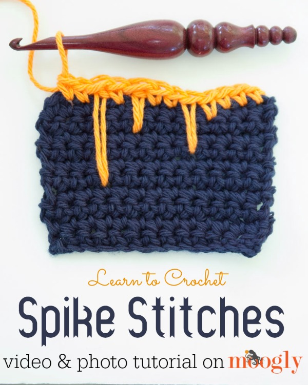 Spike Stitches by Moogly