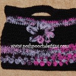 Ladies Tote Purse ~ Sara Sach - Posh Pooch Designs