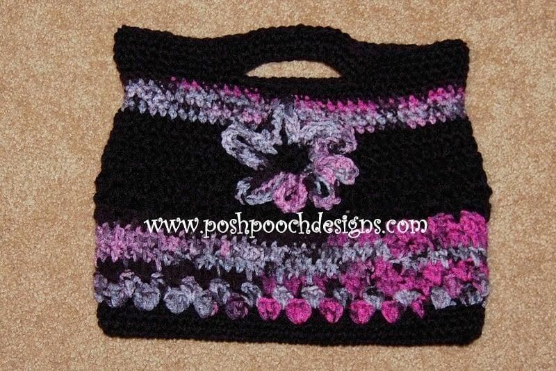 Ladies Tote Purse by Sara Sach of Posh Pooch Designs