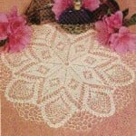 New Beginnings Doily by MomsLoveOfCrochet.com