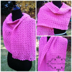 Amazing Grace Prayer Shawl by Beatrice Ryan Designs
