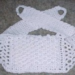 Back Scrubber ~ Crochet 'N' More