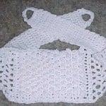 Back Scrubber by Crochet 'N' More
