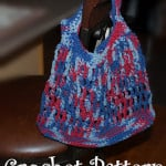 Cotton Shopping Bag ~ Sara Sach - Posh Pooch Designs